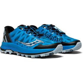 saucony Koa ST - Zapatillas running Hombre - azul/negro